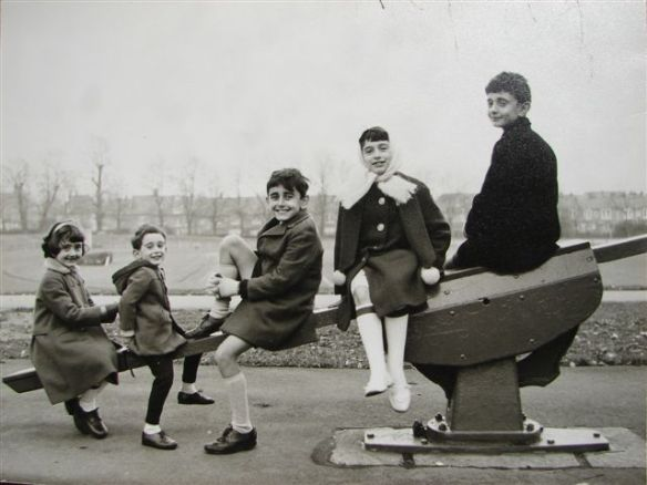 On the See Saw